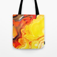 Earth's Fantasy, From Th… Tote Bag
