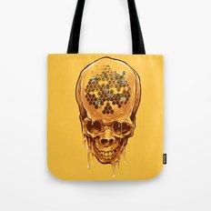 skull of honey Tote Bag