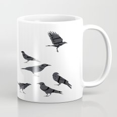 kargalar (crows) Mug