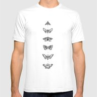 T-shirt featuring MANY MOTHS by JWRIGGS