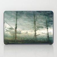 Sailboat iPad Case