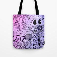 Funky Town pt. 1 Tote Bag