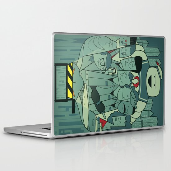 Ghostbusters Laptop & iPad Skin