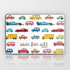 Cars For All Laptop & iPad Skin