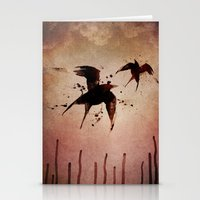 On Your Fears,  ... Swal… Stationery Cards