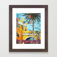 Hidden Delight Framed Art Print
