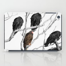 Turkey Vultures iPad Case