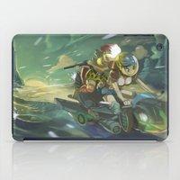 Escape + Pin up  iPad Case