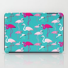 Flamingos iPad Case