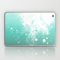 Splattered Ombre Laptop & iPad Skin