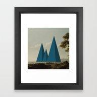 Landscape 21 Framed Art Print