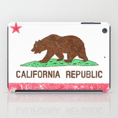 MADE IN CALIFORNIA iPad Case