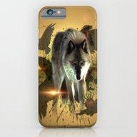 Forest Stalker iPhone 6 Slim Case