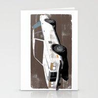 Chrysler New Yorker Stationery Cards