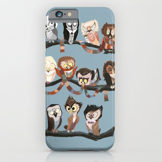 Doctor Hoo - Painted Version iPhone & iPod Case