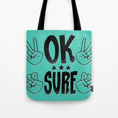 The Sarcastic Party Tote Bag