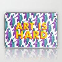 Art Is Hard - Fish Laptop & iPad Skin