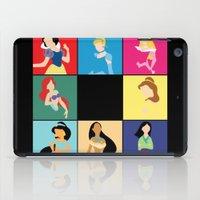 Original Princess iPad Case