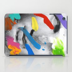 Composition 534 iPad Case