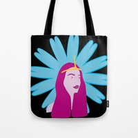 Princess Bubblegum Tote Bag