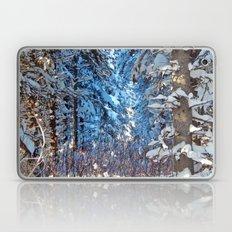Deep into the gap Laptop & iPad Skin