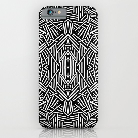 Radiate (BW) iPhone & iPod Case