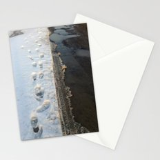 winter is gone? Stationery Cards