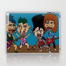 The Shafted! All Girl Orchestra Laptop & iPad Skin