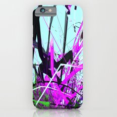 the guardian asleep, a meteor struck the garden room, dabloon collection orchid iPhone 6 Slim Case