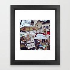 Paris Is Always A Good Idea. Framed Art Print