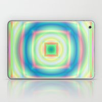 Center Squared Laptop & iPad Skin