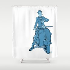 Secret Affair Shower Curtain