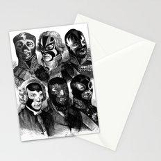 WWE 1789 Stationery Cards