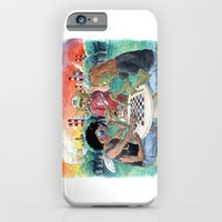 Mutant League Checkers iPhone 6 Slim Case