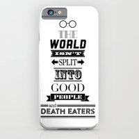 HP Quotes - Order of the Phoenix iPhone 6 Slim Case