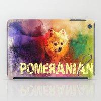 Pomeranian Love iPad Case