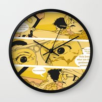 Holy Jesus, What Are The… Wall Clock