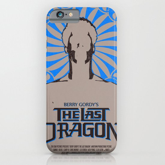 The Last Dragon iPhone & iPod Case