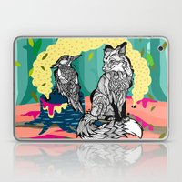 Fox in the Forest Laptop & iPad Skin