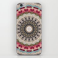 Mandala Hahusheze  iPhone & iPod Skin