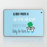 A best friend is Laptop & iPad Skin
