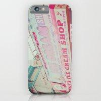 Ice Cream Shop iPhone 6 Slim Case