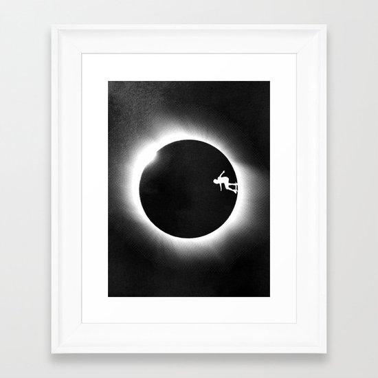 Pipedream Framed Art Print