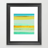 Lomo No.1 Framed Art Print