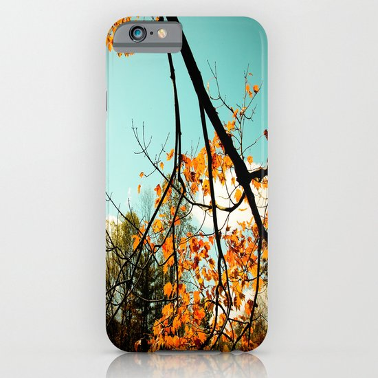 Colors of Fall iPhone & iPod Case