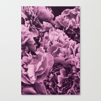 Packed Canvas Print