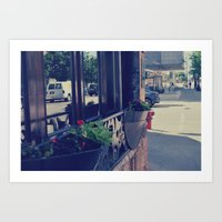 Store Art Print