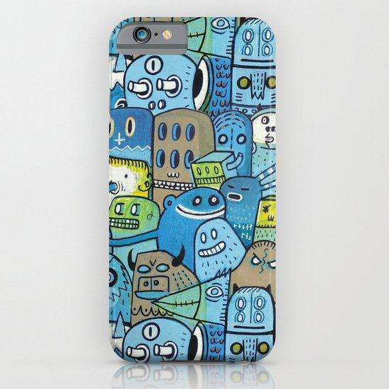 Quai n°12 iPhone & iPod Case