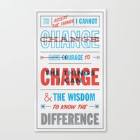 Change Canvas Print