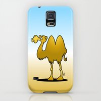 iPhone Cases featuring Camel by Cardvibes.com - Tekenaartje.nl